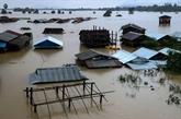Inondations au Myanmar: au moins dix personnes tuées