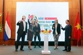 Des bases solides pour dynamiser les relations Vietnam - Pays-Bas