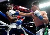 Boxe: Mikey Garcia unifie les titres WBC et IBF des Légers en battant Easter Jr