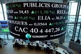 La Bourse de Paris ouvre en baisse, prudente avant une semaine chargée