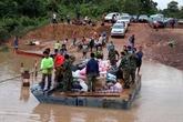 Barrage effondré au Laos: la Thaïlande appelle ses citoyens à aider les victimes
