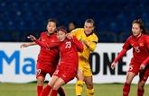 L'équipe de football féminin du Vietnam effectue un stage au Japon