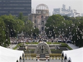 Félicitations du Vietnam à la conférence mondiale contre les bombes A et H
