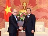 Renforcer le partenariat stratégique Vietnam - Argentine