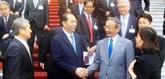 Vietnam - Japon: volonté commune d'approfondir les relations économiques