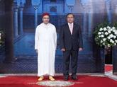 La Fête du trône du Maroc comme occasion de resserrer les liens diplomatiques