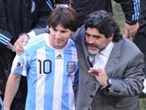 Argentine: Maradona propose ses services, gratuitement