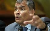Équateur: mandat d'arrêt contre l'ex-président Correa