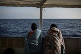 Le navire d'Open Arms avec 60 migrants à bord arrivé à Barcelone