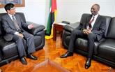 Le Mozambique salue les entreprises vietnamiennes venant investir sur son sol