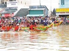 Ghe Ngo, bien culturel des Khmers