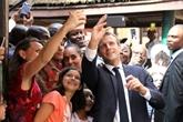 Macron appelle à Lagos les Africains
