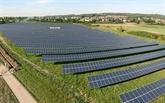 Une centrale solaire de 5.000 milliards de dôngs sera construite à Ninh Thuân