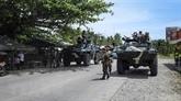 Les Philippines reprennent une ville des militants pro-EI