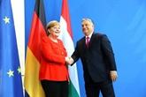 Merkel et Orban s'opposent sur les
