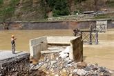 Au chevet des sinistrés des pluies et des crues à Lai Châu