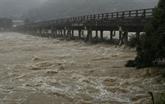 Japon: deux morts de plus et des disparus à cause de violentes pluies