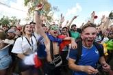 Le festival des Bleus enchante les campeurs des Eurockéennes