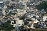 Au moins 44 morts et 21 disparus dans des pluies torrentielles au Japon