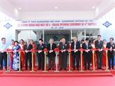 Sumidenso Vietnam inaugure sa 4e usine à Hai Duong