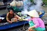 Ouverture de la Fête touristique et culturelle du marché flottant de Cai Rang
