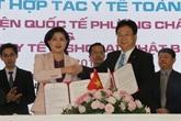 Santé: coopération entre un hôpital de Cân Tho et le groupe japonais Kishokai