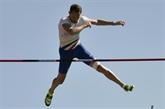 Perche: 8e titre pour Lavillenie aux championnats de France