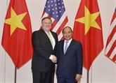 Le Premier ministre veut renforcer les liens Vietnam - États-Unis