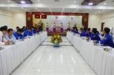La coopération renforcée entre les jeunes de Hô Chi Minh-Ville et Vientiane