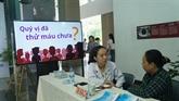 Hô Chi Minh-Ville: 2.000 personnes soumises au dépistage de lhépatite B et C