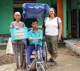 Une Américaine au chevet des victimes vietnamiennes de la dioxine