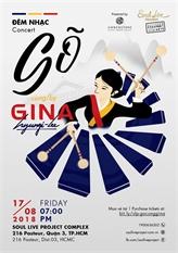 Les percussions de Gina Hyungi Lee le 17 août à Hô Chi Minh-Ville