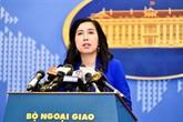 La Chine doit respecter la souveraineté du Vietnam pour Hoàng Sa et Truong Sa