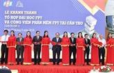 Le PM Nguyên Xuân Phuc en déplacement à Cân Tho