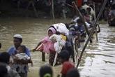 Myanmar - Bangladesh: rapatriement rapide des réfugiés rohingyas
