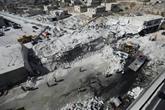 Syrie: 12 civils tués dans l'explosion d'un dépôt d'armes