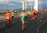 Plus de 7.000 coureurs au marathon international de Dà Nang 2018