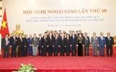 La diplomatie vietnamienne précise ses options stratégiques