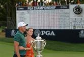 Championnat PGA: Koepka trop fort, Tiger Woods s'est battu comme un lion