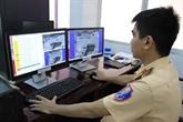 Réduction des infractions routières grâce aux 1.800 caméras de surveillance