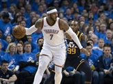 NBA: Carmelo Anthony rejoint les Rockets