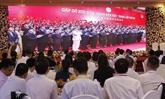 Ouverture de la 18e Rencontre d'amitié entre les jeunes Vietnam - Chine