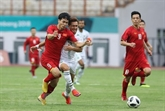 Football : le Vietnam bat le Pakistan aux ASIAD 18