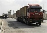 Israël rouvrira un terminal vers Gaza si le calme persiste
