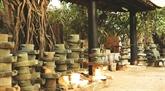Collection des égrugeoirs en pierre, une passion envoûtante