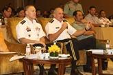 Le 42e séminaire de gestion des armées de terre du Pacifique à Hanoï