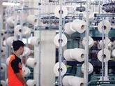 Textile/maroquinerie: hausse des fonds étrangers dans les matières premières