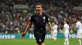 Le Croate Mandzukic annonce sa retraite internationale
