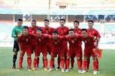 ASIAD 2018: le média international salue l'équipe olympique de football du Vietnam
