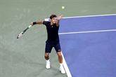 Tennis: retour gagnant pour Federer, Serena Williams éliminée